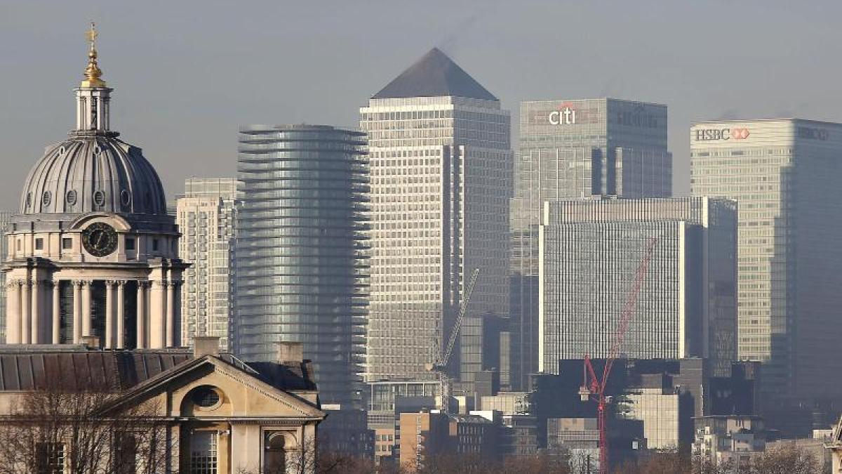Die britische hauptstadt hat ein luftproblem