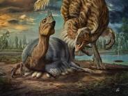 Asteroiden-Einschlag: Wie Ruß zum Aussterben der Dinosaurier beitrug