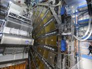 Premiere in Genf: Physiker sehen direkten Hinweis auf Lichtteilchen-Kollision