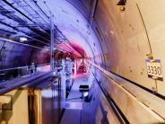 Superkamera: Röntgenlaser European XFEL nimmt Forschungsbetrieb auf