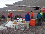 Arktis-Expedition: Forscher finden Belege für Ur-Meer vor 400 Millionen Jahren