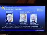 WennSterne explodieren: Physik-Nobelpreis für den Nachweis von Gravitationswellen